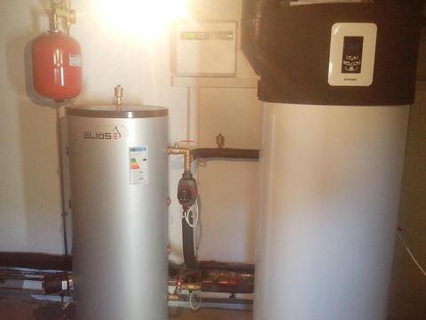 Pompe à chaleur DIMPLEX LA16 TAS