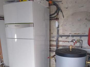 Géothermie horizontale en renovation