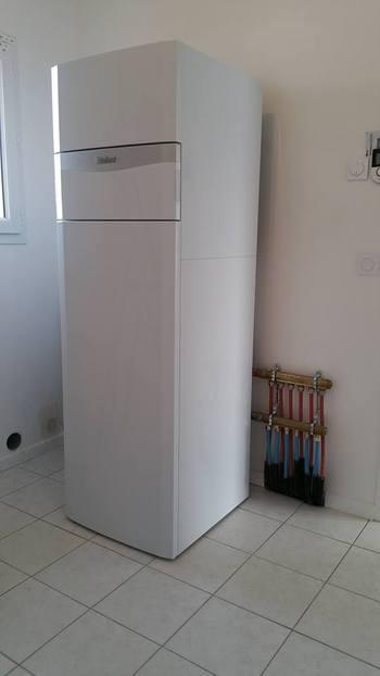 Projets de construction RT 2012 (chauffage, eau chaude, plomberie)