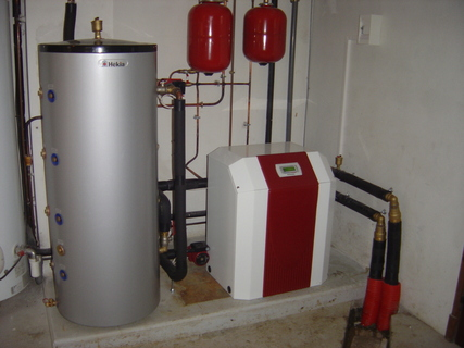 Rénovation - Pompe à chaleur Eau glycolée Eau - DIMPLEX SI 14 ME
