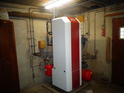 Rénovation - Pompe à chaleur Eau Eau - DIMPLEX WI 14 ME
