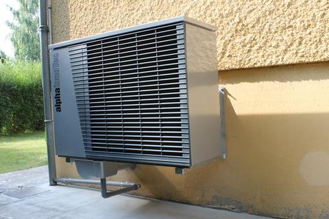Rénovation - Pompe à chaleur Air Eau - Aplha Innotec LWD 70ASX