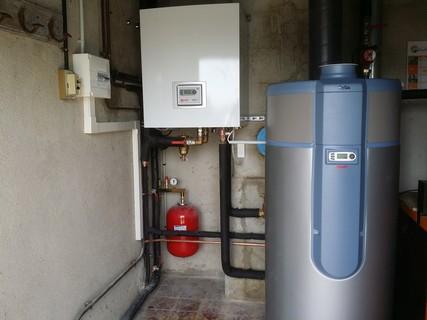 Rénovation - Pompe à chaleur Air Eau - AUER HRC 20 interieur