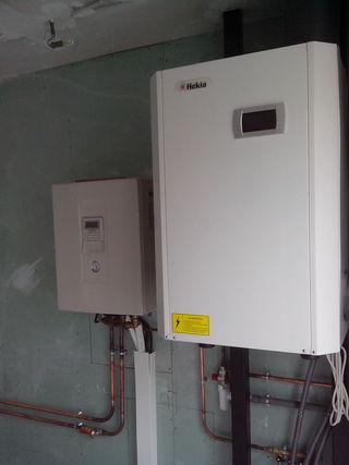 Pompe à chaleur ECS monobloc HW PICO 100 murale avec VMC